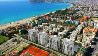 Luxury Real Estate Alanya Turkey in a Luxury Complex, Alanya / Oba