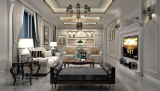 Luxury Real Estate Alanya Turkey in a Luxury Complex, Interior Photos-1