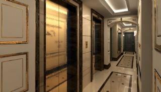 Luxury Real Estate Alanya Turkey in a Luxury Complex, Interior Photos-7