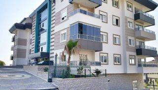 Sea View Kestel Apartments for Sale in Alanya, Alanya / Kestel - video