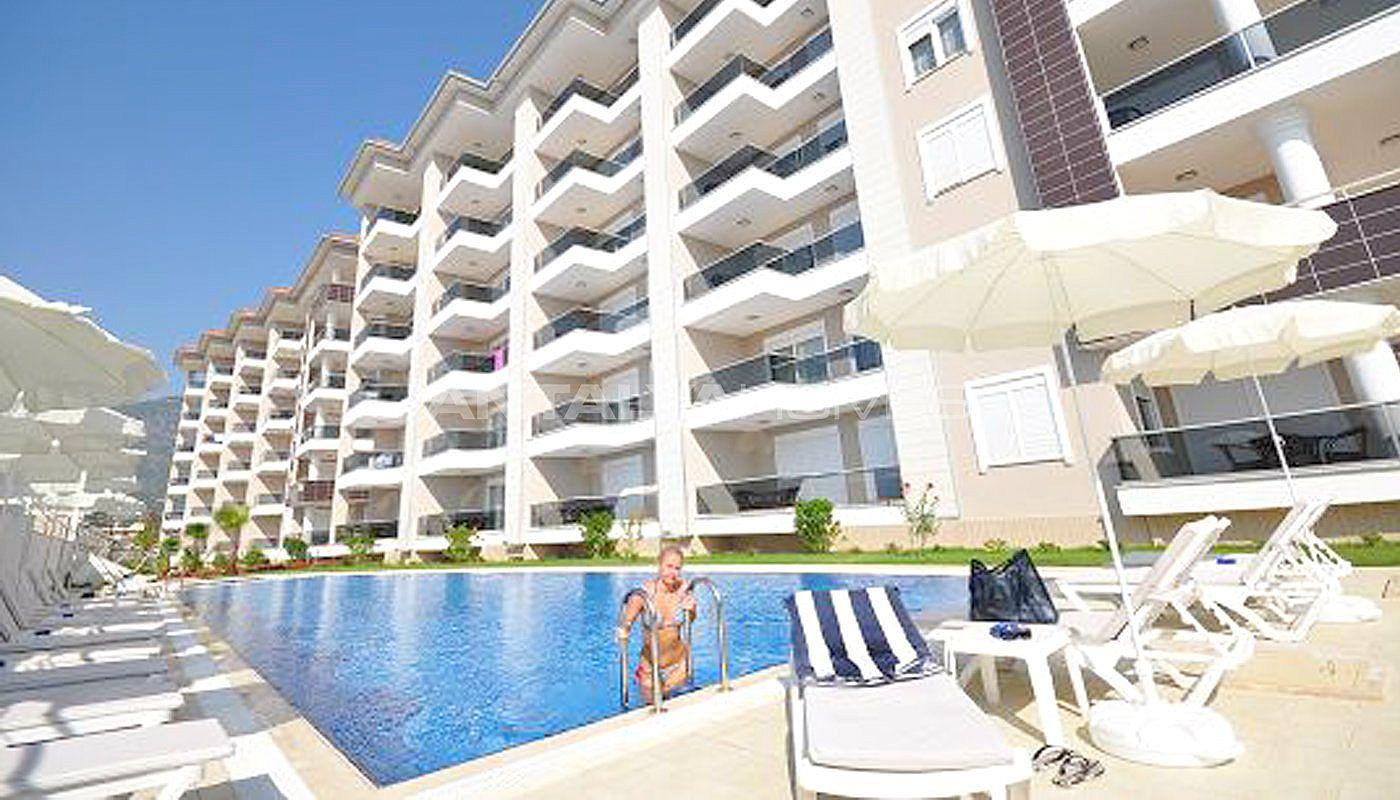 5 sterne hotel konzept wohnungen in alanya for Design hotel 5 sterne