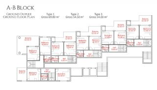5-Star Hotel Concept Apartments in Alanya, Property Plans-2