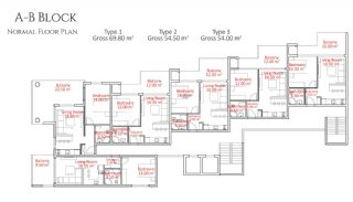 5-Star Hotel Concept Apartments in Alanya, Property Plans-3