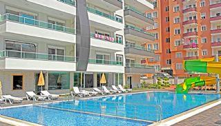 Buy Apartments in Alanya in a Sea View Complex, Alanya / Mahmutlar - video