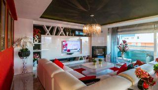 Купить Квартиры в Алании в Шаговой Доступности от Пляжа, Фотографии комнат-1
