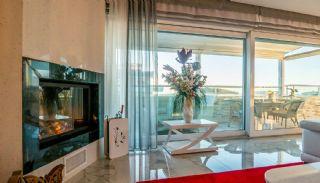 Купить Квартиры в Алании в Шаговой Доступности от Пляжа, Фотографии комнат-4