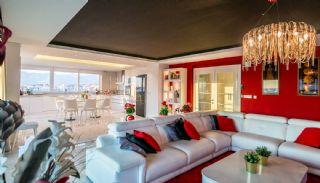 Купить Квартиры в Алании в Шаговой Доступности от Пляжа, Фотографии комнат-5