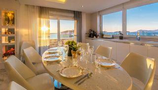 Купить Квартиры в Алании в Шаговой Доступности от Пляжа, Фотографии комнат-9