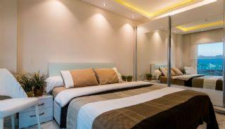 Купить Квартиры в Алании в Шаговой Доступности от Пляжа, Фотографии комнат-11