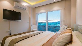 Купить Квартиры в Алании в Шаговой Доступности от Пляжа, Фотографии комнат-12