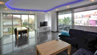Apartments in Alanya with Rich Communal Facilities, Interior Photos-2