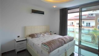 Apartments in Alanya with Rich Communal Facilities, Interior Photos-15