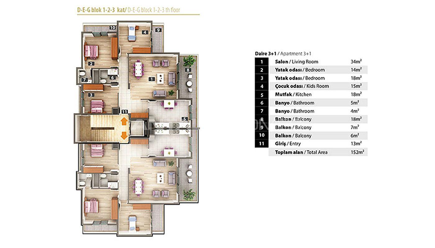 куплю квартиру в анталии  аренда квартиры в анталии