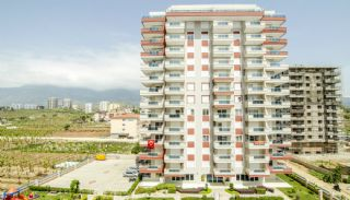 Luxueux Appartements Vue Sur Nature à Alanya, Mahmutlar, Alanya / Mahmutlar - video