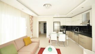 Ready Apartments in Alanya for Sale, Interior Photos-1