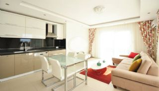 Ready Apartments in Alanya for Sale, Interior Photos-3