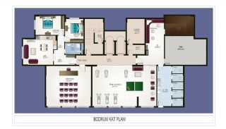 Ready Apartments in Alanya for Sale, Property Plans-7