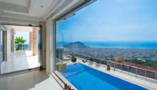 Furnished Villa in Alanya with Private Pool, Interior Photos-20
