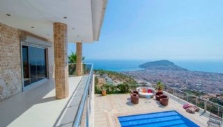 Furnished Villa in Alanya with Private Pool, Interior Photos-22