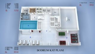 Exclusive Alanya Apartments with Payment Plan, Property Plans-1