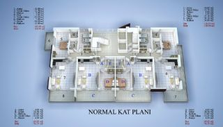 Exclusive Alanya Apartments with Payment Plan, Property Plans-2