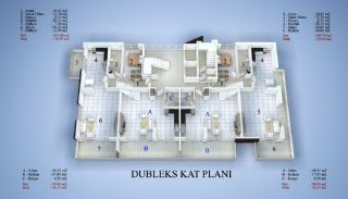 Exclusive Alanya Apartments with Payment Plan, Property Plans-3