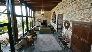 Antique Mansion Inside the Walls of Alanya Castle, Interior Photos-6