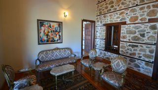 Antique Mansion Inside the Walls of Alanya Castle, Interior Photos-10