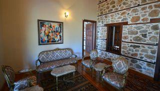Antikes Haus innerhalb der Mauern von der Alanya Burg, Foto's Innenbereich-10