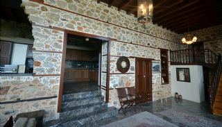 Antique Mansion Inside the Walls of Alanya Castle, Interior Photos-18