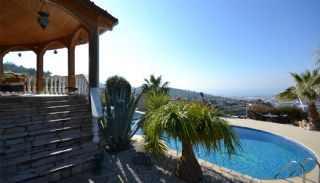 Hervorragende Villa in Alanya mit privatem Pool, Alanya / Kargicak - video