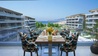Excellent Apartments in The Attraction Center of Alanya, Alanya / Kargicak - video