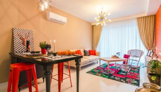Excellent Apartments in The Attraction Center of Alanya, Interior Photos-3
