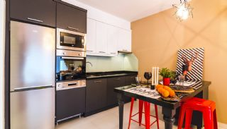 Excellent Apartments in The Attraction Center of Alanya, Interior Photos-4