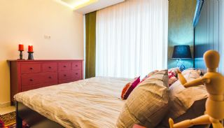 Excellent Apartments in The Attraction Center of Alanya, Interior Photos-8