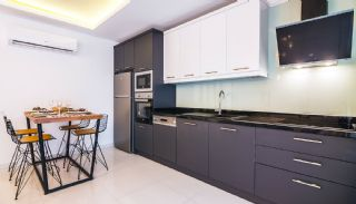 Excellent Apartments in The Attraction Center of Alanya, Interior Photos-14
