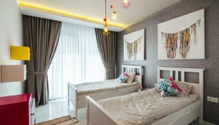 Excellent Apartments in The Attraction Center of Alanya, Interior Photos-17