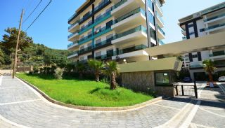 Sea View Apartments with Private Beach in Kargıcak, Alanya / Kargicak - video
