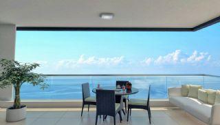 شقق مطلة على البحر مع شاطئ خاص في كارجيجاك, تصاوير المبنى من الداخل-6