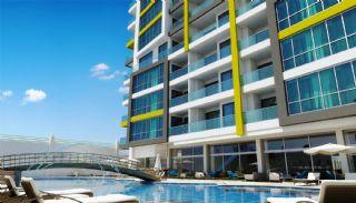 Kvalitet Lägenheter i Alanya med Panoramautsikt över Havet, Alanya / Mahmutlar - video
