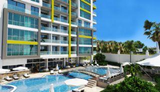 Quality Apartments in Alanya with Panoramic Sea View, Alanya / Mahmutlar - video