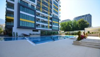 Quality Apartments in Alanya with Panoramic Sea View, Alanya / Mahmutlar - video
