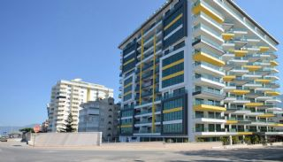 Quality Apartments in Alanya with Panoramic Sea View, Alanya / Mahmutlar
