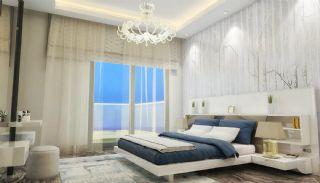 Qualitäts Wohnungen in Alanya mit Panorama-Meerblick, Foto's Innenbereich-5