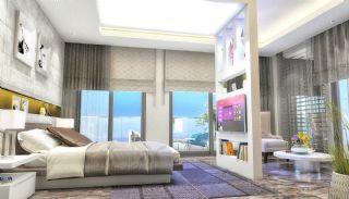 Qualitäts Wohnungen in Alanya mit Panorama-Meerblick, Foto's Innenbereich-8