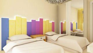 Qualitäts Wohnungen in Alanya mit Panorama-Meerblick, Foto's Innenbereich-10