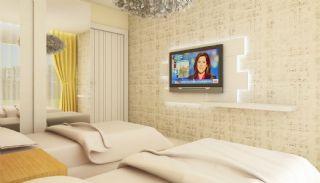 Qualitäts Wohnungen in Alanya mit Panorama-Meerblick, Foto's Innenbereich-11