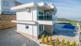 Luxus Freistehende Villa in Alanya mit Meerblick, Alanya / Kargicak - video