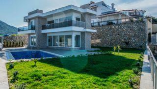 Luxus Freistehende Villa in Alanya mit Meerblick, Alanya / Kargicak