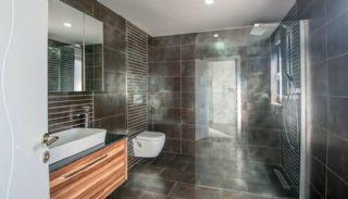 Luxus Freistehende Villa in Alanya mit Meerblick, Foto's Innenbereich-11